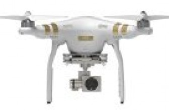 DJI Phantom 3 Professional Quadcopter Drone with 4K UHD Video Camera